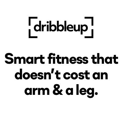 dribbleup | Smart Fitness For Everyone