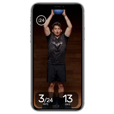 Meet Your New 24/7 Virtual Trainer.