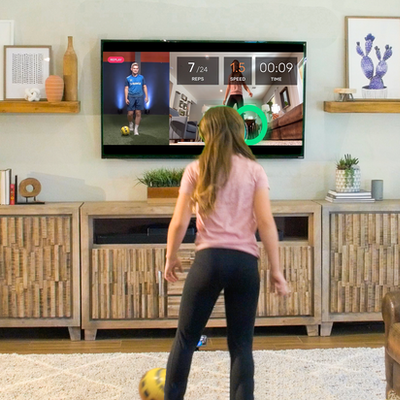 Go For Goal With The Smart Soccer Ball