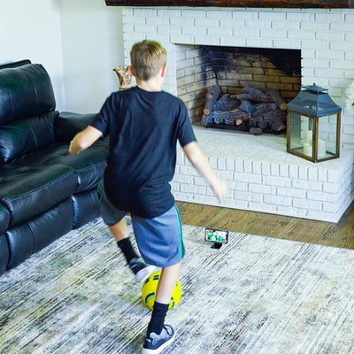 Do Families Really Use The Smart Soccer Ball?